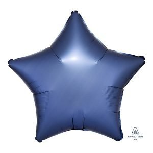 Globo Mylar Satin Azul