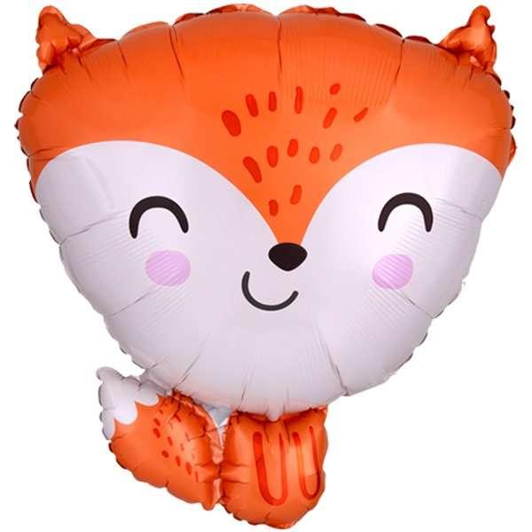 Globo Mylar Fox