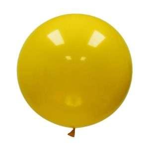Globo Gigante Amarillo Decorativo