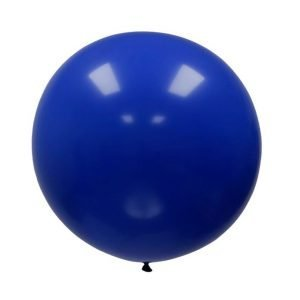 Globo Gigante Azul Royal Decorativo