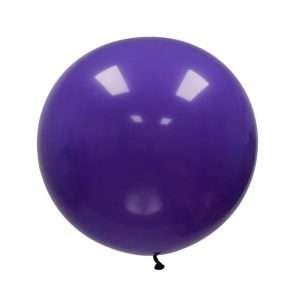 Globo Gigante Violeta Decorativo