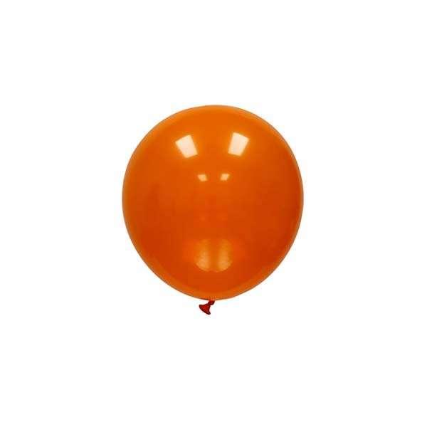 Globo Mini Naranja Decorativo