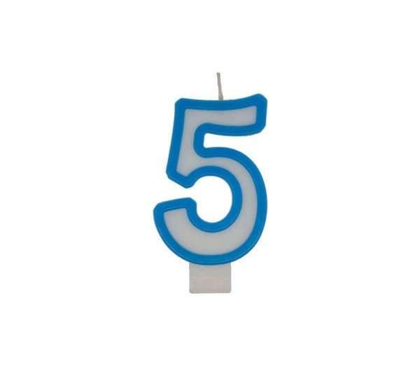 Vela Azul 5