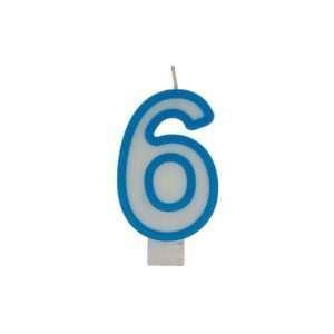 Vela Azul 6