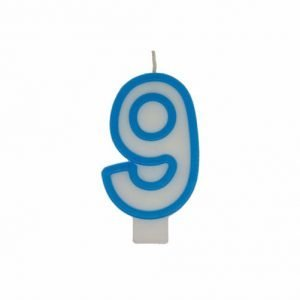 Vela Azul 9