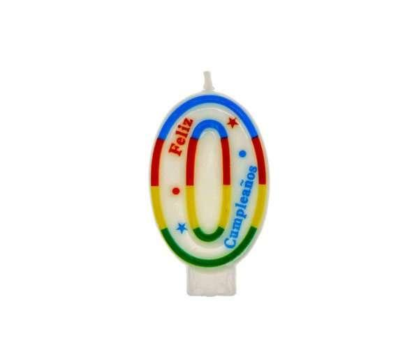 Vela Multicolor 0