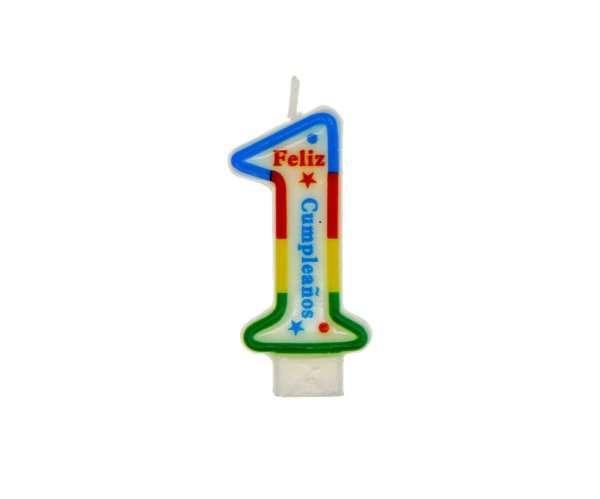 Vela Multicolor 1