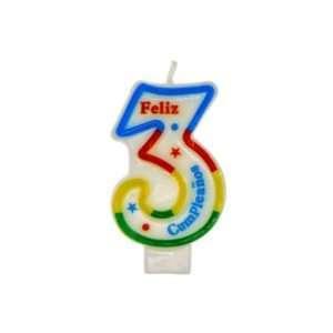 Vela Multicolor 3