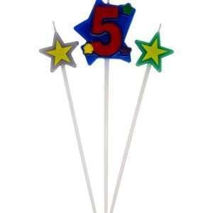 Vela de Estrellas 5