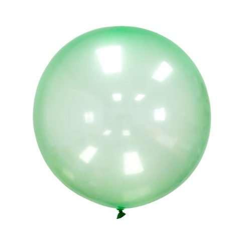 Globo Gigante Burbuja Verde