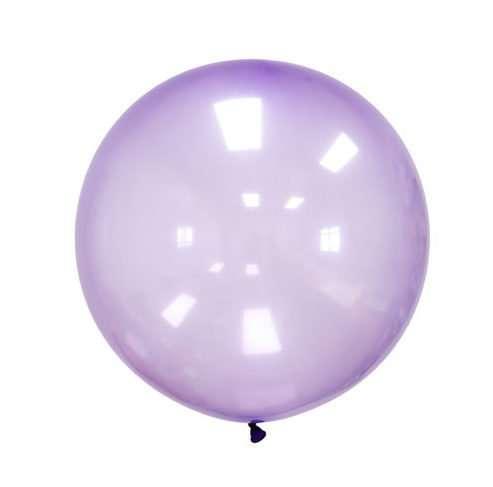 Glopbo Gigante Burbuja Violeta