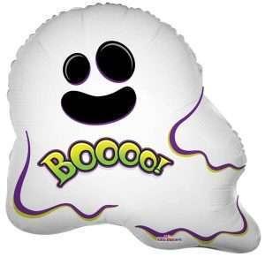 Globo Mylar Fantasma Boo