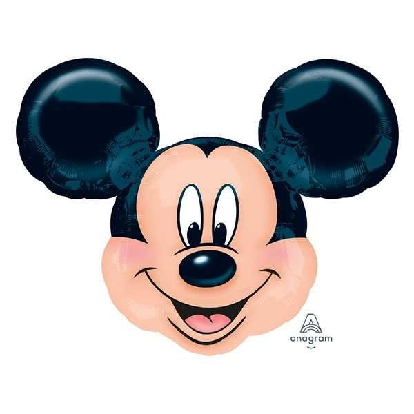 Cabeza de Mickey