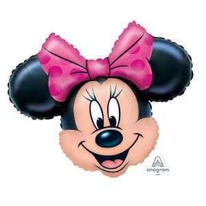 Cabeza de Minnie